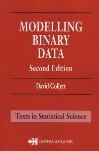 David Collett - Modelling Binary Data.