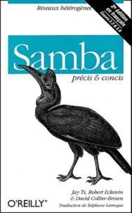 David Collier-Brown et Robert Eckstein - Samba.