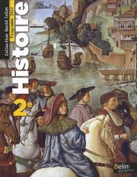 David Colon - Histoire 2de Programme 2010 - Grand format.