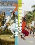 David Colon et Serge Bourgeat - Histoire-Géographie 2de.