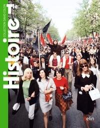 David Colon et Hélène Becquet - Histoire Tle David Colon - Manuel de l'élève.