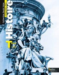 David Colon et Philippe Masanet - Histoire Tle L ES David Colon - Programme 2012.