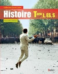 David Colon et Nicolas Davieau - Histoire Tle L, Es, S.