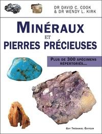Minéraux et pierres précieuses- Plus de 300 spécimens... - David Cook pdf epub