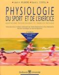 David Costill et Jack Wilmore - Physiologie du sport et de l'exercice - Adaptations physiologiques à l'exercice physique.