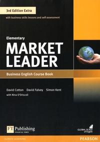 David Cotton et David Falvey - Market Leader Elementary - Business English Course Book. 1 Cédérom