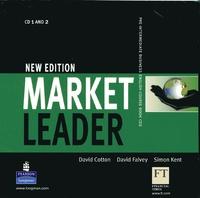 Deedr.fr Market Leader Pre-Intermediate 2008 Class CDs Image