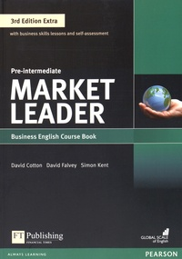 Deedr.fr Market Leader Pre-Intermediate - Business English Course Book Image