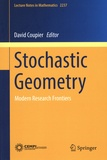 David Coupier - Stochastic Geometry - Modern Research Frontiers.