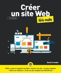 David Crowder - Créer un site Web pour les nuls.
