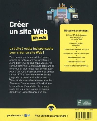 Créer un site Web pour les nuls 10e édition