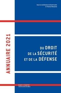 David Cumin et Thomas Meszaros - Annuaire du droit de la sécurité et de la défense.