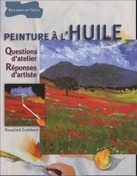 David Cuthbert - Peinture à l'huile - Questions d'atelier, Réponses d'artiste.