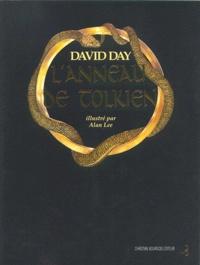 David Day et Alan Lee - L'anneau de Tolkien.