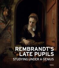 David de witt et jaap van der Leonore van sloten - Rembrandt's late pupils, studying under a genius.