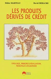 David Dehache et Didier Marteau - .