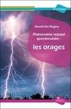 David Del Regno - Phénomène naturel spectaculaire - Les orages.