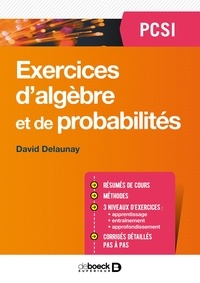 Lemememonde.fr Exercices d'algèbre et de probabilités PSCI Image