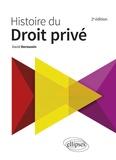 David Deroussin - Histoire du droit privé.