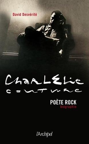Charlélie Couture. Poète rock