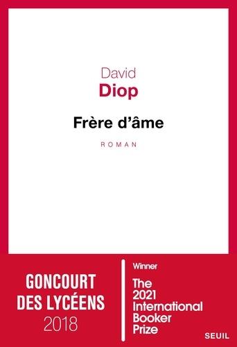Frère d'âme - David Diop - Format ePub - 9782021398250 - 11,99 €