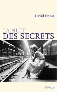 David Doma - La nuit des secrets.