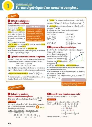 L'année de Tle spécialités physique-chimie / maths + enseignements communs  Edition 2020