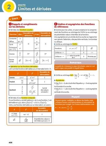 L'année de Tle spécialités physique-chimie / SVT + enseignements communs  Edition 2020