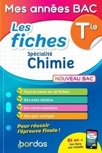 David Dubus et Denis Regaud - Les fiches spécialité chimie Tle.