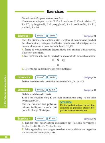 Spécialité physique-chimie 1re. Pour réussir le jour J  Edition 2019