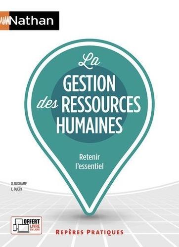 La gestion des ressources humaines  Edition 2020