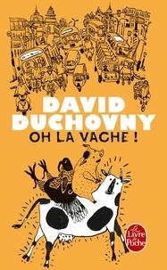 David Duchovny - Oh la vache !.