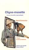 David Dumortier - Cligne-musette - Poèmes diminutifs et gymnastiques.