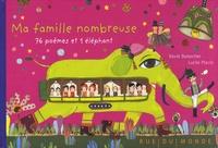 David Dumortier - Ma famille nombreuse - 76 Poèmes et 1 Eléphant.