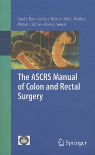 Accentsonline.fr The ASCRS Manual of Colon and Rectal Surgery Image