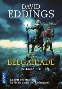 David Eddings - La Belgariade Intégrale Tome 2 : La tour des maléfices ; La fin de partie de l'enchanteur.