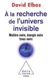 David Elbaz - A la recherche de l'univers invisible - Matière noire, énergie noire, trous noirs.