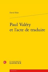 Ucareoutplacement.be Paul Valéry et l'acte de traduire Image