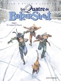 David Etien et Jean-Blaise Djian - Les Quatre de Baker Street Tome 3 : Le rossignol de Stepney.