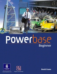 David Evans - Powerbase Beginner - Coursebook Without audio CD.