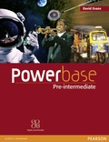 David Evans - Powerbase Pre-intermediate - Coursebook Without CD.