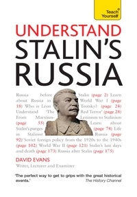 David Evans - Stalin's Russia: Teach Yourself Ebook.