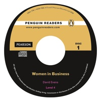 David Evans - Women in Business. - Book and Audio CD Level 4.