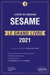 Galabria.be L'Expert du concours SESAME - Le Grand Livre Image
