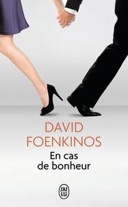 Google book downloader gratuit en ligne En cas de bonheur ePub iBook par David Foenkinos