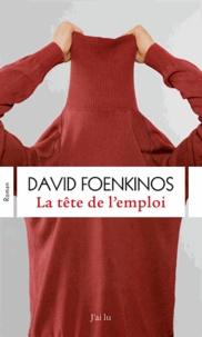 Livres audio gratuits télécharger des livres électroniques La tête de l'emploi 9782290092965 (Litterature Francaise) MOBI