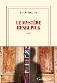 Téléchargez des ebooks gratuits au format pdf Le mystère Henri Pick FB2 (Litterature Francaise)