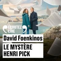 Magasin de livres électroniques Kindle: Le mystère Henri Pick (French Edition) par David Foenkinos 9782072686801 PDB MOBI
