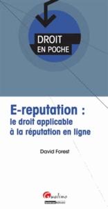 E-reputation - Le droit applicable à la réputation en ligne.pdf