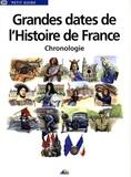 David Fréchet - Grandes dates de l'Histoire de France - Chronologie.